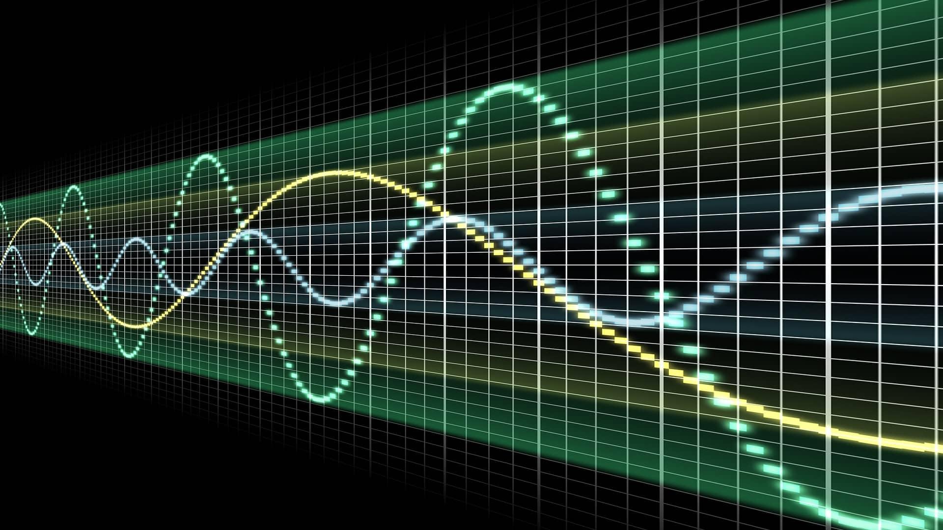 oscilloscope waves